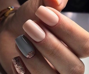 beauty, nails, and pretty image