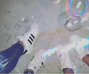 adidas, friends, and art image