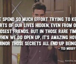 quote, himym, and how i met your mother image