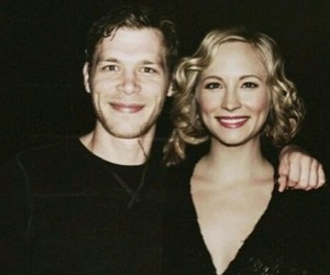 caroline forbes, candice accola, and klaroline image