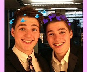 jack harries, harries twins, and twins image