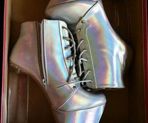 dark, ebay, and women's shoes image