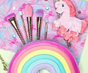 cosmetics, girly, and makeup image