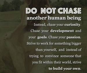 chase, curiosity, and goals image