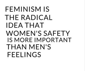 feminism, quotes, and women image
