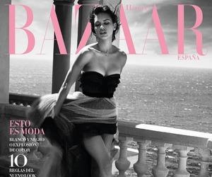 Adriana Lima, harper's bazaar, and fashion image