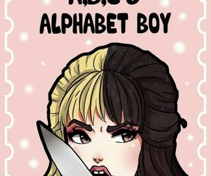 melanie martinez, alphabet boy, and melanie image