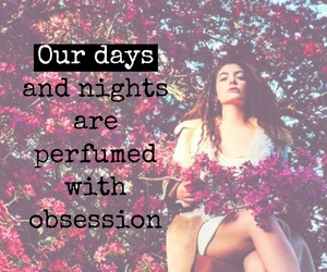 days, easel, and obsession image