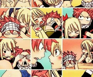Lucy, fairy tail, and love image