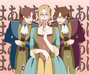 all, aph italy, and anime image