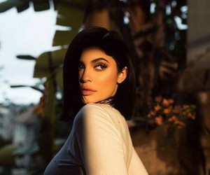 fashion, makeup, and jenner image