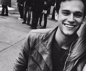 13 reason why, justin foley, and brandon flynn image