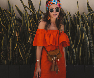 blogger, boho, and look image
