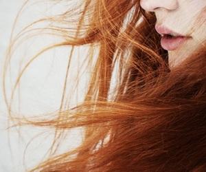 ginger hair, hair, and redhead image