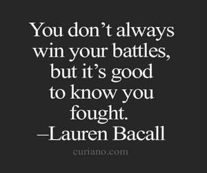 quotes, fight, and battle image