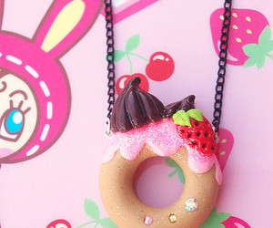 accessories, clay, and fruity image