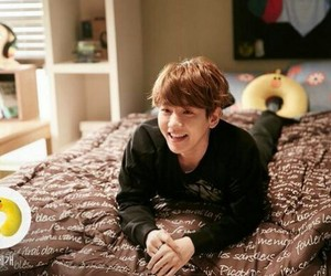 exo, baekhyun, and exo next door image