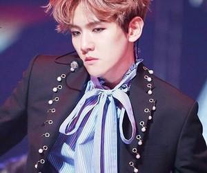 exo, performance, and baekhyun image