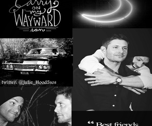 best friend, dean winchester, and jared padalecki image