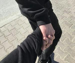 tumblr, alternative, and couple image