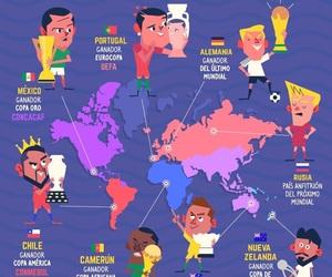australia, chile, and football image