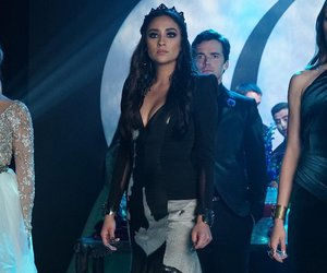 pretty little liars, emily fields, and shay mitchell image