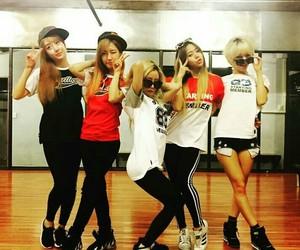 genie, kpop, and say image