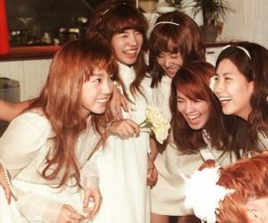 girls generation, tiffany, and yoona image