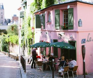 france, holidays, and montmartre image