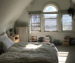 bedroom, room, and apartment image