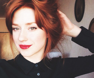 red and redhead image