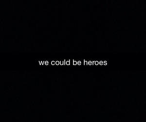 hero, quotes, and black image