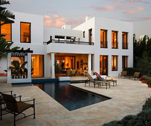 home, luxury, and luxury house image