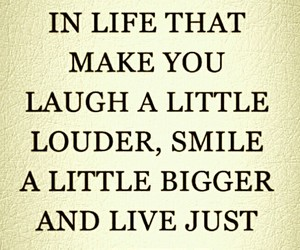 laugh, life, and smile image
