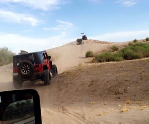 4x4, jeep, and desierto image