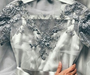 chanel, dior, and dress image