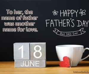 fathers day quotes, Fathers Day, and poems image