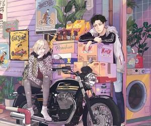 anime, yuri on ice, and aesthetic image