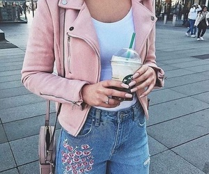 bags, classy, and pink image