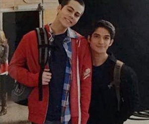 teen wolf, tw, and sciles image