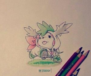anime, pokemon, and art image
