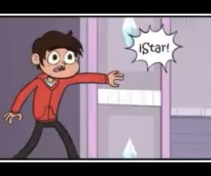 comic, marco diaz, and star butterfly image
