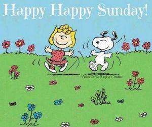 peanuts and Sunday image