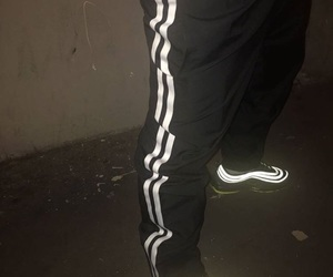 adidas, aesthetic, and black image