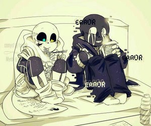 errorsans and inksans image