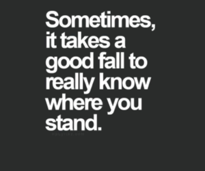 deep, quotes, and fall image