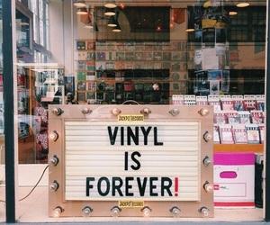music, vinyl, and vintage image