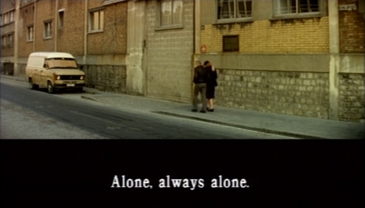 alone, sad, and subtitles image