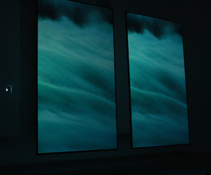 art, dark, and installation image