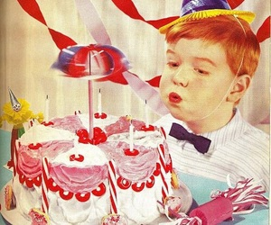 birthday, cake, and boy image